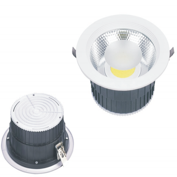 30W LED Down Light 2400lm Wyższe światło