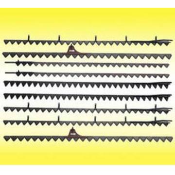 Сборка бруса ножей для зерноуборочного комбайна
