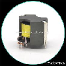 Transformador de ferrita 8 voltios RM10 con alta frecuencia para PCB
