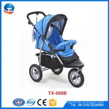 Детская коляска производитель оптовая дешевая детская коляска, многофункциональная детская коляска с большими колесами