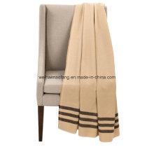 Woven Woollen Pure Virgin Merino Wool Blankets