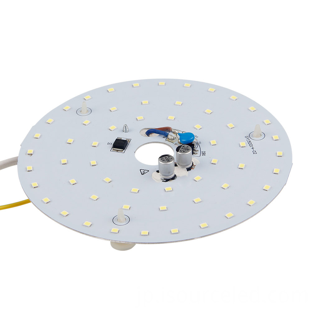 White LED light source, 15W led ceiling light module