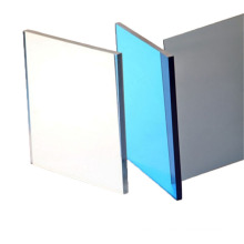 Yunai FREE SAMPLE Impact  Resistant hard coated clear/transparent polycarbonate/pc solid sheet for skylight,carport