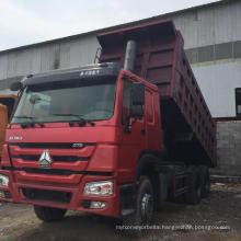 Used Dump Truck 6*4 Heavy Duty Truck