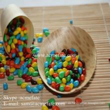 Dulces de chocolate al por mayor cubiertos de chocolate bolas