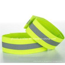 Armband esportivo reflexivo elástico