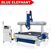 Jinan Blue Elephant Big 1836 Syntec 6MB Control 4 Axis CNC Router
