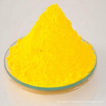 Directement à l'usine! Hansa yellow 1 / Fast Yellow G / pigment jaune 1 pour la papeterie, les jouets, les peintures, les encres, les plastiques, etc.