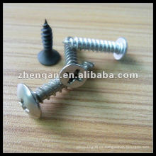 Acero al carbono, zinc-plated slef-tapping screw