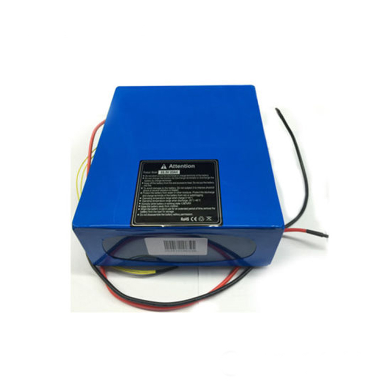 Rechargeable 18 5v 25 9v 33 3v 5200mah 20ah 18650 Li Ion Battery Pack For Toys Led Lights Power Tools 3
