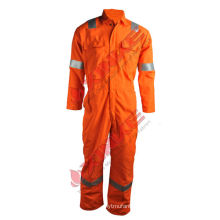 hot sale flame retardant anti-static safety coverall workwear uniform for industry use