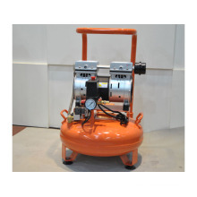 Óleo livre Oilless Silent Dental Air Compressor Pump Motor (Hw-550/15)