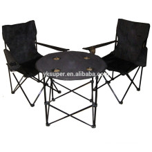 2015 Popular foldable table with chairs for outdoor camping
