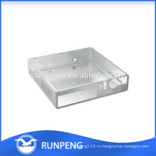 Корпус электрический металлический лист, алюминиевый корпус водонепроницаемый