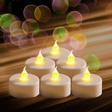 Flicker Led Candles
