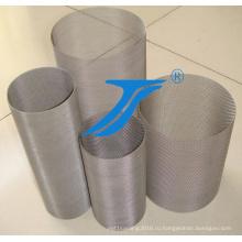ТС-304 или 316L нержавеющей стальной проволоки сетки рулонах