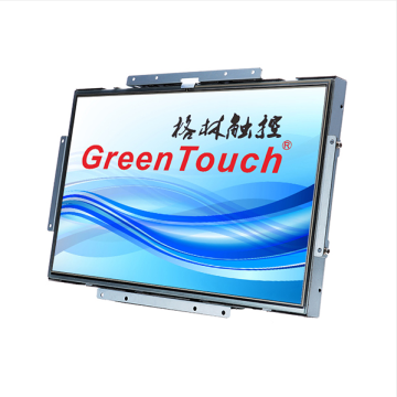 Buntes 19-Zoll-Touch-Monitor-Display resistiv