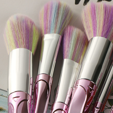 Bambusblume Make-up Pinsel Set Luxus anpassen