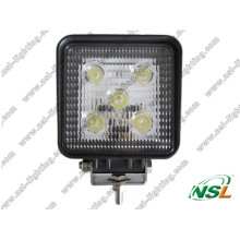 Square Auto 15W LED off Road Light, 4x4 LED Lamp (NSL1505S-15W)