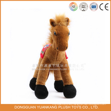Caballo de peluche Happy Horse Caballo de peluche grande Toy Horse para niñas