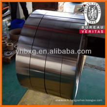 Bande en acier inoxydable 316L avec de bonne qualité (prix en acier 316L / tonne)