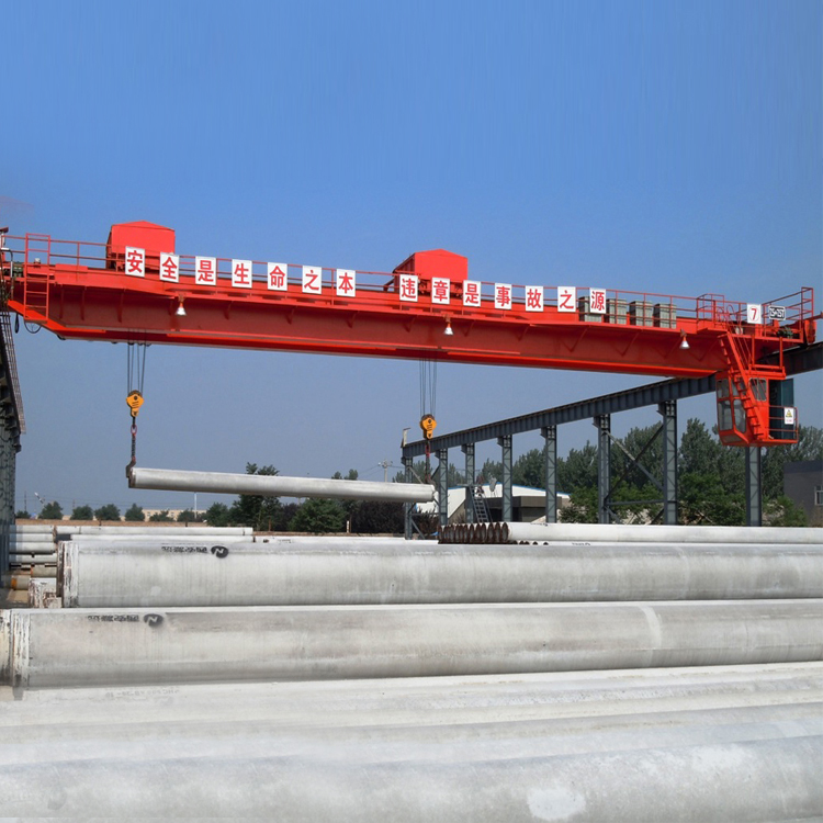 double beam overhead bridge cranes