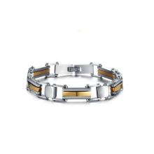 Mais recente pulseira moldada personalizada, pulseira magnética artesanal
