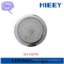 Vehicle interior ceiling led trailer light or led trailer used interior light