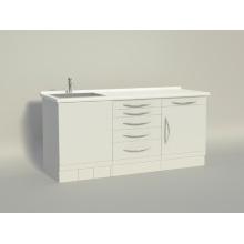 Комбинационный шкаф серии «Пожар» (1,5 метра)