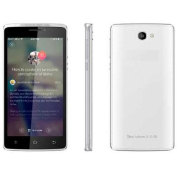 Qual-Core Smartphone IPS écran Android5.1 Metal Design