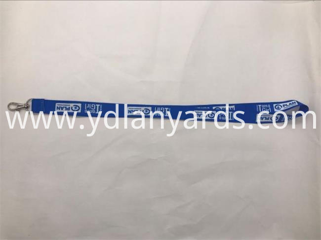 Heat Transfer Polyester Lanyards