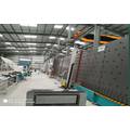 Insulated glass machine insulating glass unit line