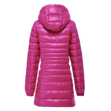 Unga kvinnor Ultra-light Down coat