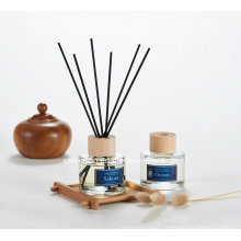 50ml 60ml Cylinder Aroma Diffuser Glass Bottle