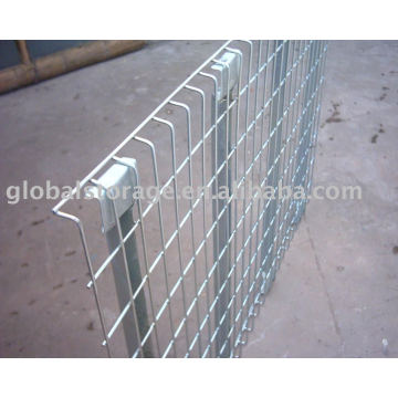 decking de acero del alambre de malla de alta calidad