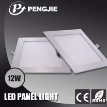 Energy Saving 12W Aluminum LED Panel Light with CE