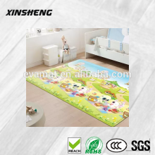 Non-toxic soft pvc baby play mat
