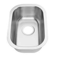 Undermount Single Bowl Sink untuk bar