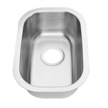 Unterbau Single Bowl Sink für Bar