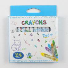 Escuela dibujo Color caja Crayon