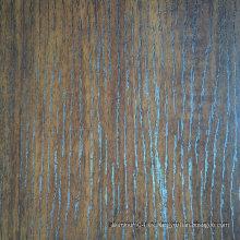 Decoración interior 3mm 4mm Hoja de aluminio de madera
