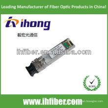 CWDM SFP + módulo transceptor 80KM DDM bom preço com qualidade de alta qualidade