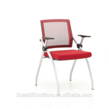 T-083SH-MF fashionable and simple style stainless steel folding chair