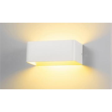 Downlight LED blanco cálido rectangular de 10W