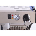 Two heads Professional Espresso Machine with Independent Coffee and Steam System