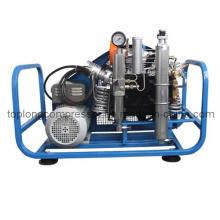 Compresseur de plongée sous pression à haute pression Compresseur de Paintball respirant (Ba300 7.5kw)