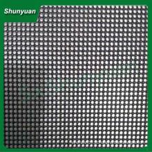 Tela de arame de malha fina de aço inoxidável / filtro de 1 mícron Malha de malha / tela