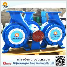 Zentrifugal Horizontale Elektro Geschlossene Inline Wasser Pipeline Pumpen