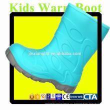 JX-916LB красочные TPR Kids теплые сапоги для детей