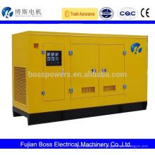 Preço baixo entrega rápida Xichai gerador diesel silencioso 40kw